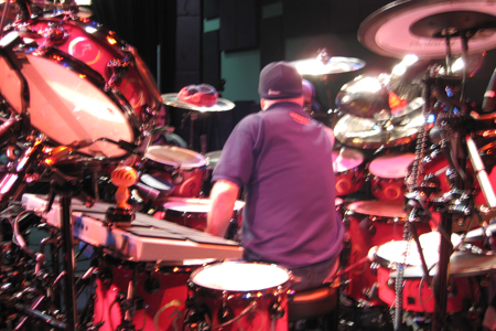 Neil Peart Drums Vol  1: The Kit for BFD2 /3