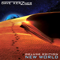 Dave Kerzner - New World - Deluxe 2 CD Edition with mp3 and FLAC Download