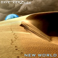Dave Kerzner - New World - Standard CD with mp3 Download