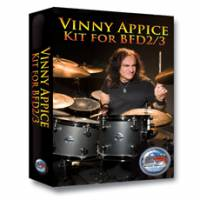 Vinny Appice Kit for BFD2/3
